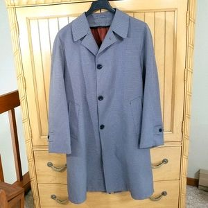 Vintage Trench, Richman Brothers, sz 42 Long